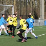 U15IP: RUW Ciney - RES Couvin Mariembourg: 3-3