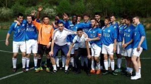 U19IP Entraineur: VINCENT David Délégué: CODUTI Luigi